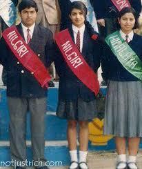 Image result for parineeti chopra and priyanka chopra childhood pics