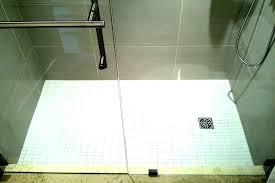 kerdi shower kit 32x60 shower kit shower kit with drain for bathroom flooring