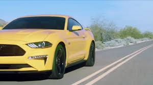 2018 ford job 1. unique job 2018 ford mustang gt orange fury with performance pack for ford job 1 t