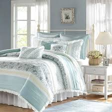 paisley duvet cover king periwinkle blue green paisley duvet cover king set blue white shabby chic