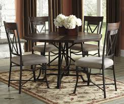 round gl dining table set for 4 design decorating with luxury modern ashley furniture chairs beautiful