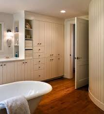 built in bathtub ideas also exhaustive how custom built ins for bathrooms can help clean up