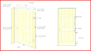 what is a door jamb. Exterior Door Jamb Extension Kit With Mill Sill What Is A P