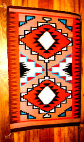 great navajo weaving in excellent condition