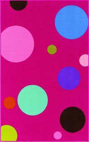 full image for impressive polka dot area rugs for kids 122 full size of pink