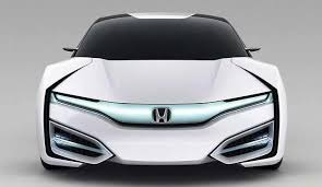 2018 honda electric car.  car 2017 honda fcev front view throughout 2018 honda electric car a
