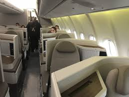 Photo Tour Onboard Tap Air Portugals First Airbus A330