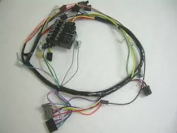 1958 chevy impala belair biscayne under dash wiring harness with Chevy Wiring Harness Diagram at 1958 Chevy Wiring Harness