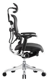 eurotech office chairs. Ergo Elite High-back Side View Eurotech Office Chairs R
