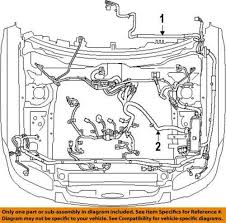 engine wiring harness ebay Dodge Ram Wiring Harness at 2002 Dodge Caravan Engine Wiring Harness