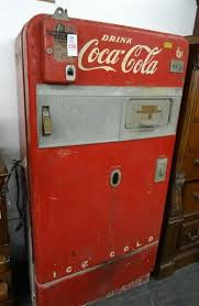 Vendo Vending Machine Company Simple Vintage 48s Vendo 48 Coca Cola Vending Machine