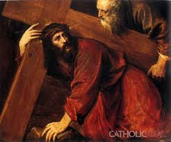the fall under the cross titian 54 paintings of the passion and