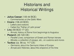 Father of latin prose