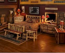 Southern Bedroom Aromatic Red Cedar Log Bed Red Cedar Log Bedroom Furniture