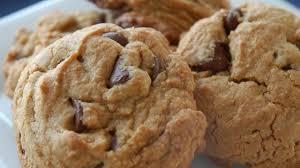 peanut butter chocolate cookies. Fine Peanut Photo Of Chewy Peanut Butter Chocolate Chip Cookies By Kathy Bliesner On U