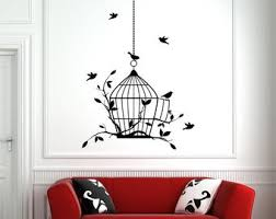 Product title bird cages wall decor, deco box. Bird Cage Wall Decor Etsy