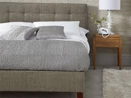chelsea fabric bed frame fudge fabric