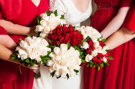 Choosing a Florist For Wedding Bouquets
