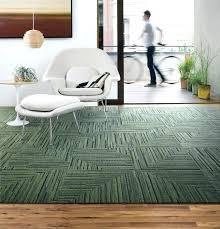 carpet tile rug create an area rug with carpet tiles to soften a space when noise