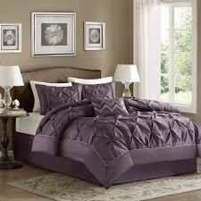 Plum Purple Bedroom Total Fab Purple Plum Colored Bedding Warm Opulent Comforter