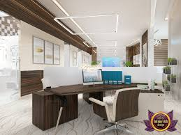 Modern design office Colorful Youtube Luxury Modern Office