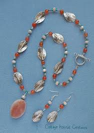 key west jewelry making necklace bead kit with stepbystep photo instructions