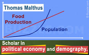 the odd yet awesome theory of population by thomas malthus