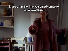 Image result for move on quotes sex and the city