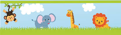 jungle animals border clipart. Modren Animals Animal To Jungle Animals Border Clipart O