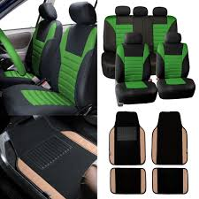 green car floor mats. Car Seat Covers Green For Auto SUV With Red Leather Trim Floor Mats 0 Green Car Floor Mats