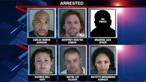 Police: Six people arrested for attacking man in Springfield | KVAL