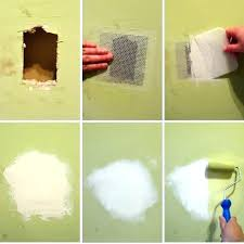 repair small hole in drywall how to fill a hole in the wall steps for repairing repair small hole in drywall