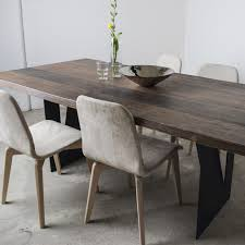wood metal dining table. Contemporary Dining Table / Wooden Metal Rectangular - SUN WOOD ALTHOLZTISCH MODELL TRANSILVANIA 22 Wood