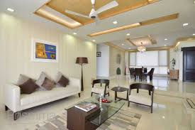 living room design kapil pawar9 architect banner false ceiling companies in india