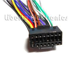 new car stereo wire wiring harness for jvc kd r208 kd r300 new car stereo wire wiring harness for jvc kd r208 kd r300