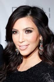 best kim kardashian makeup look 9 the dramatic bronze eye
