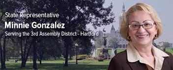 State Representative Minnie Gonzalez