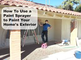 paint house exteriorBest Paint Sprayer For House Exterior  Best Exterior House