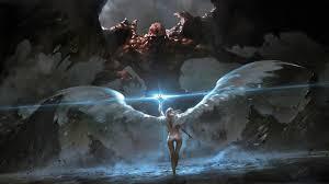 Angel Of Light Wallpapers - Wallpaper Cave