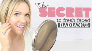 how to make skin glow makeup artist tips