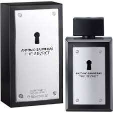 <b>Antonio Banderas The Secret</b> Eau De Toilette 100ml - Clicks