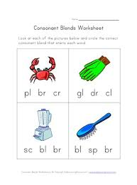 Check out our different sets of worksheets that help kids practice and learn phonics skills like beginning sounds, rhyming and more. Consonant Blends Worksheet Two Of Four All Kids Network