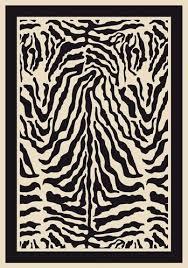 zebraprintrug zebra print rug92 zebra