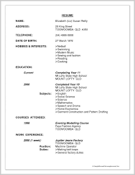 Hobbies For Resume Best Hobby Resume Sample 28 Resume Skills And Interests Yun28 Ideas