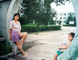 sinophiles hanging out my mom on one of my first s to beijing