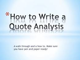 quote analysis essay example essay for you  quote analysis essay example image 10