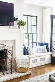 utilize storage and multi use furniture to make a small room look bigger
