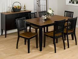 distressed black dining room table. Furniture Distressed Black Dining Room Table Amazing The Enticing Piece Set For Pict Of Inspiration And Trend N