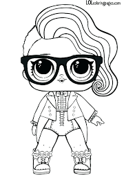 Lol Surprise Coloring Pages Spice Doll Coloring Pages Within Dolls
