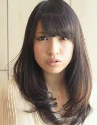 髪型黒髪ロング 094 ヘアカタログ銀座の美容室afloat Japan